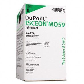 Fluído Refrigerante DuPont? ISCEON® MO59