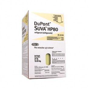 Fluído Refrigerante DuPont? Suva® HP80